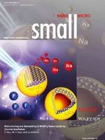 Nanocrystals: Restructuring and Remodeling of NaREF4 Nanocrystals by Electron Irradiation (Small 22/2014)