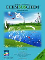 Research Progress on the Indirect Hydrogenation of Carbon Dioxide to Methanol (ChemSusChem 4/2016) (page 314)