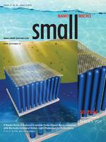 Nanocomposites: A Simple Route to Reduced Graphene Oxide-Draped Nanocomposites with Markedly Enhanced Visible-Light Photocatalytic Performance (Small 30/2016) (page 4021