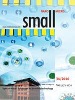 Nanobiotechnology: (Small 34/2016) (page 4774)