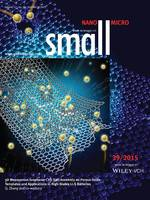 Batteries: 3D Mesoporous Graphene: CVD Self-Assembly on Porous Oxide Templates and Applications in High-Stable Li-S Batteries (Small 39/2015) (page 5177)