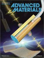 Pressure Sensors: Ultrasensitive Pressure Detection of Few-Layer MoS2 (Adv. Mater. 4/2017)
