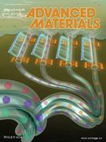 Hydrogels: Surface Acoustic Waves Grant Superior Spatial Control of Cells Embedded in Hydrogel Fibers (Adv. Mater. 39/2016)