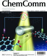 Photo-induced current amplification in L-histidine modified nanochannels based on a highly charged photoacid in solution